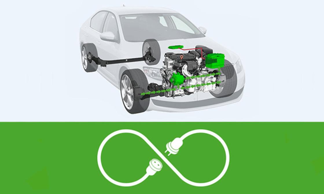 Récupération de l'énergie de freinage