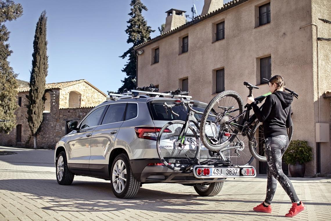 Koda Designed For Cyclists