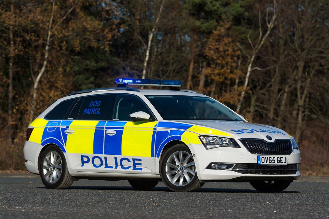 Fleet Cars For Emergency Services | ŠKODA UK