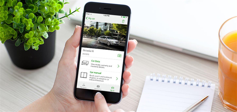 Why ŠKODA - Functionality - Smart driving