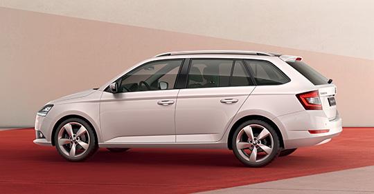 fabia wagon | compact wagon | Škoda new zealand