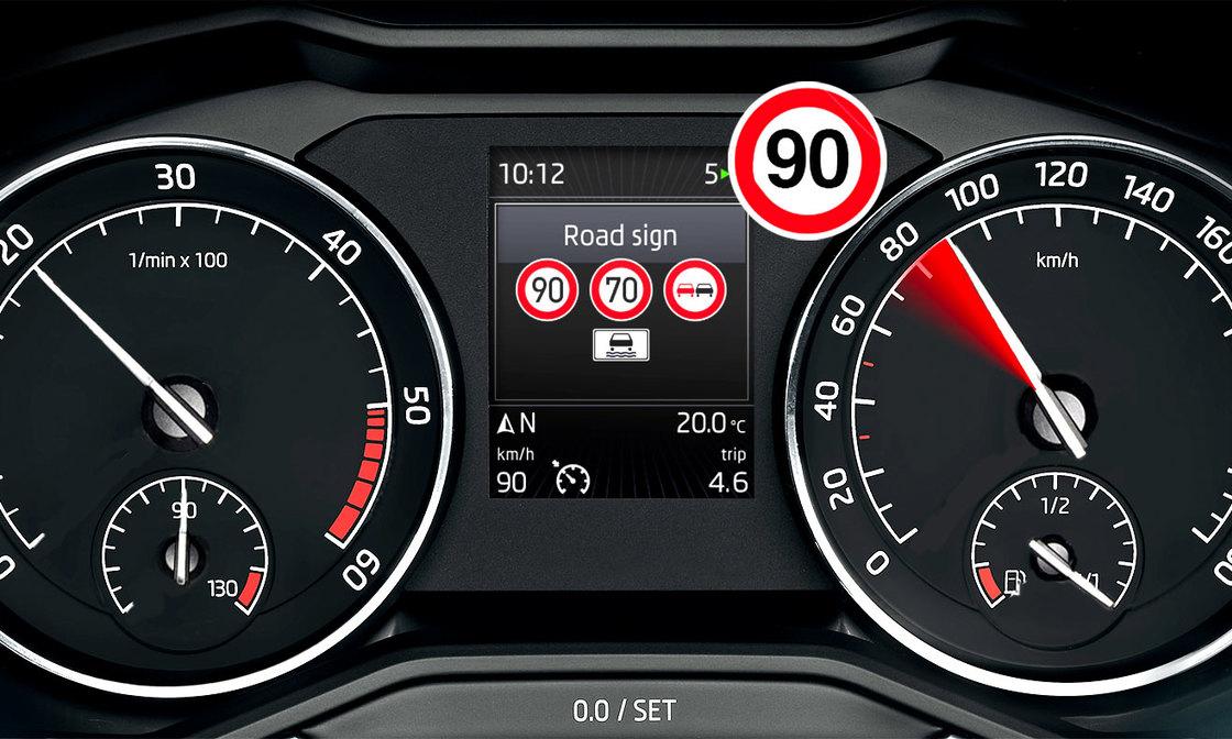 Speedlimiter (Geschwindigkeitsbegrenzer)
