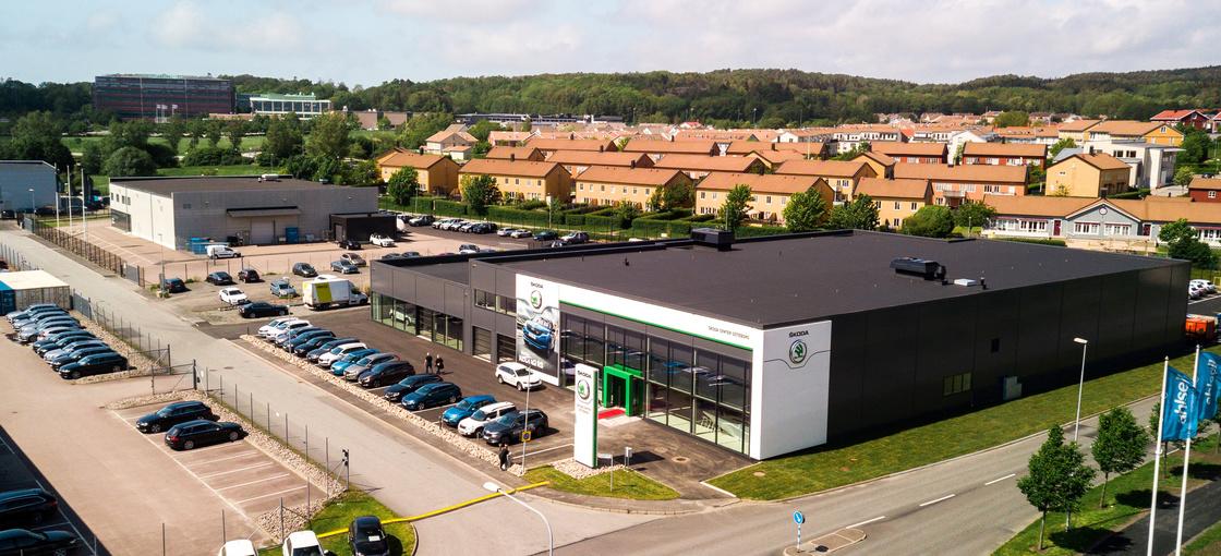 49f7d62a52d6 Öppning av nya ŠKODA Center Göteborg